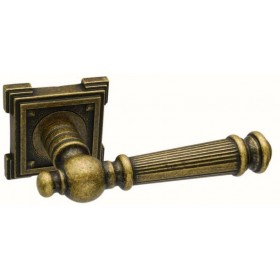 Межкомнатная дверная ручка Adden Bau CASTELLO VQ212 Состаренная бронза