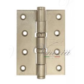 Петля дверная универсальная ALDEGHI BASIC 102x76x3 матовый никель