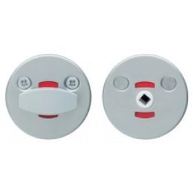 Поворотная кнопка для туалетных кабин Abloy 001 WC Fe/CR