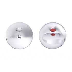 Поворотная кнопка для туалетных кабин Abloy 002 WC MS/MCR