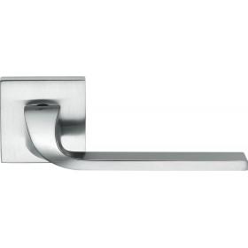 Дверная Ручка Colombo Isy Bl11 Cromat Хром Матовый