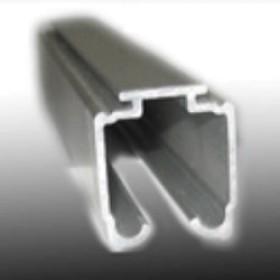 Алюминиевый профиль U-21 под раздвижные механизмы серии D-80 1.8 метра