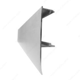 Алюминиевый декоративный профиль-карниз FASCIA U-21 для профиля Ducasse U-21