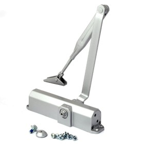 Доводчик дверной Dorma-TS-Compakt (серый) EN2-3-4