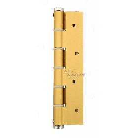 Петля пружинная Justor 5814.02 180 мм (60 кг) матовое золото