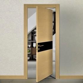 Комплект рото-системы Morelli Swing черный для двери 2000х(565-915 мм)