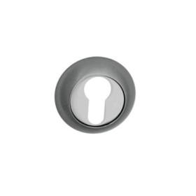 Накладка дверная под цилиндр PALIDORE CL SC матовый хром