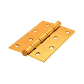 Дверная петля разъемная Palidore 100*70*2,5 РВ ARSENAL полированное золото