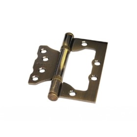Дверная петля без врезки Palidore 100*75*2,5 2ВВ АВ ARSENAL бронза