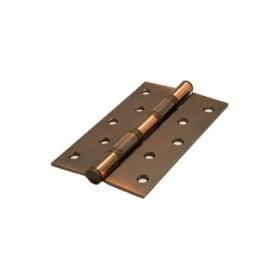 Дверная петля универсальная Palidore 125*75*2,5 4ВВ АС ARSENAL медь