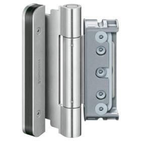 Петля BAKA Protect 4010 3D FD до 160 кг SIMONSWERK ( 3 шт. в компл) цинк