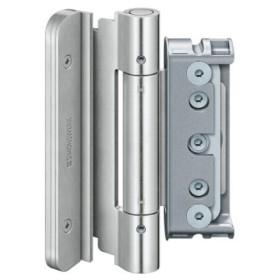 Петля BAKA Protect 4040 (противовзломная) 3D FD MSTS до 160 кг SIMONSWERK ( 3 шт. в компл) цинк