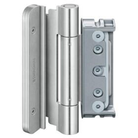 Петля BAKA Protect 4040 3D FD до 160 кг SIMONSWERK ( 3 шт. в компл) цинк