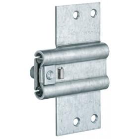 Петлевой базирующий элемент V 3611 5,8mm для серии Variant, оцинкованный, для деревянных обхватных дверных коробок