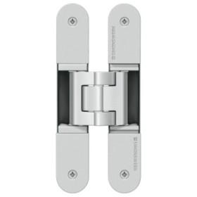 Петля скрытая TECTUS TE 340 3D до 80 кг SIMONSWERK (F1/окраш.SW124) хром матовый