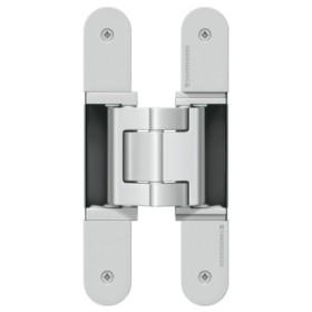 Петля скрытая TECTUS TE 540 3D A8 до 100 кг SIMONSWERK (F1/окраш.SW124) хром матовый