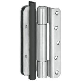Петля SIMONSWERK VN 1939/160 FD stainless steel(матовая нержавеющая сталь)
