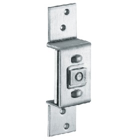 Петлевой базирующий элемент V 8600 для серии Variant, оцинкованный, для стальных дверных коробок