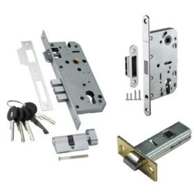 Дверные замки и механизмы