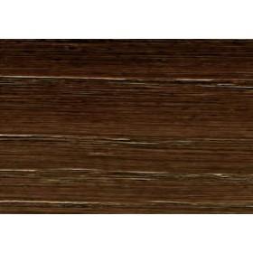 Плинтус шпонированный Pedross 60x22x2500 Дуб морёный , 1 м.п.