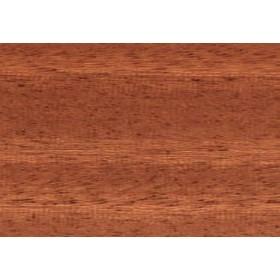 Плинтус шпонированный Pedross 40x22x2500 Махагон, 1 м.п.