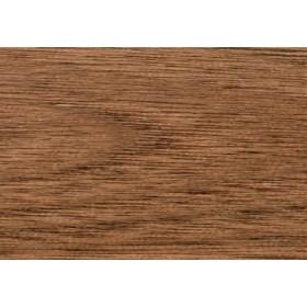 Плинтус шпонированный Pedross 40x22x2500 Орех, 1 м.п.