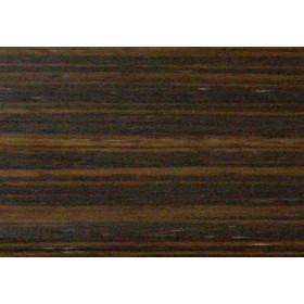 Плинтус шпонированный Pedross 60x22x2500 Венге полосатый, 1 м.п.