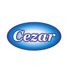 Плинтус алюминиевый Cezar