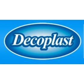 Плинтус пластиковый Декопласт