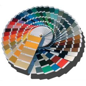 Покраска плинтусов  Fezard по каталогу RAL k7