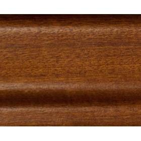 Плинтус шпонированный Pedross 95х15х2500 Махагон, 1 м.п.