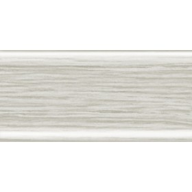 Пластиковый плинтус Rico Leo 56х22х2500 с кабель-каналом 112 Ясень серый