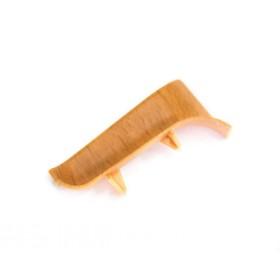 Пластиковый плинтус T.plast (86 мм) угол внутренний
