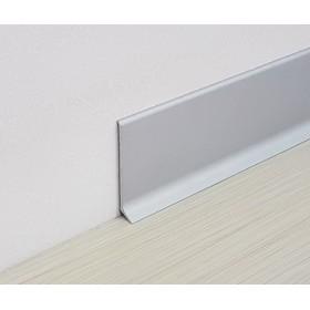 Алюминиевый плинтус Fezard ALP-40 Серебро 10х40 мм