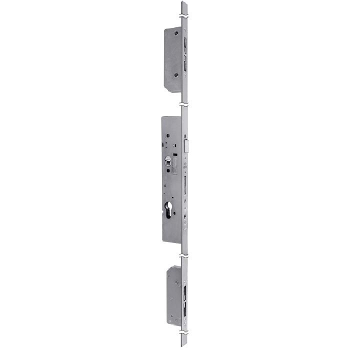 Multitop MAX Cisa (Чиза) 49656.40.0 механич., U-образная пл. 24x5 inox backset 85