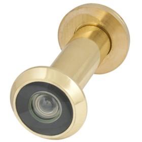 Глазок дверной, Armadillo (Армадилло) стеклянная оптика DVG2, 16/55х85 GP Золото
