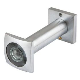 Глазок дверной Armadillo (Армадилло) КВАДРАТНЫЙ, DVG5 SQ, 16/50х80 SC Мат. хром