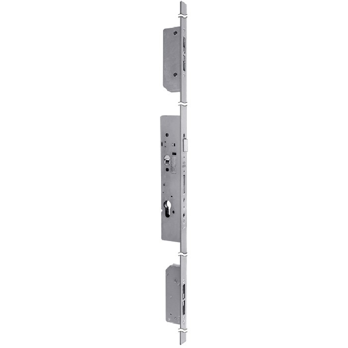 Multitop MAX Cisa (Чиза) 49746.30.0 механич., плоская пл. 24x3 inox backset 85