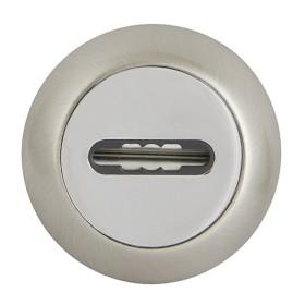 Накладка Fuaro (Фуаро) под сувальдный ключ SC RM SN/CP-3 (1 шт.)