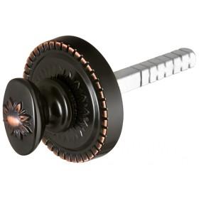 Ручка поворотная Armadillo (Армадилло) BKW8/CL ABL-18 Темная медь