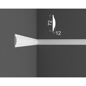 Молдинг МДФ DeArtio под покраску М 10.72.12