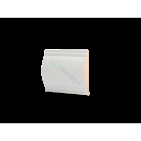 Молдинг настенный МДФ грунтованный под покраску М 10.72.12 Ликорн 7212 мм