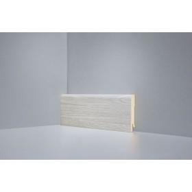 Плинтус напольный B202-05 дуб янтарный светло-серый Deartio Best