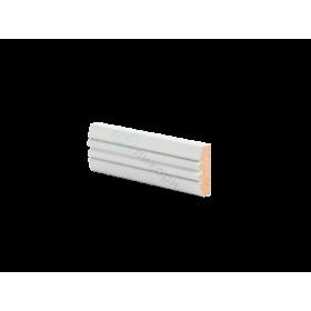 Молдинг настенный МДФ грунтованный под покраску М 9.31.10 Ликорн 3110 мм