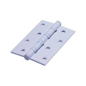Дверная петля универсальная Palidore 100*70*2,5 4ВВ BL ARSENAL белый