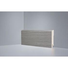 Плинтус напольный B202-08 дуб серый брашированный Deartio Best