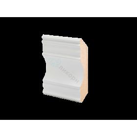 Плинтус потолочный МДФ грунтованный под покраску К 5.115.22 Ликорн 8282 мм