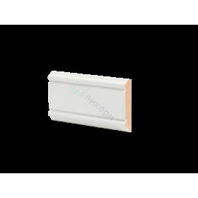 Молдинг настенный МДФ грунтованный под покраску М 5.47.10 Ликорн 4710 мм