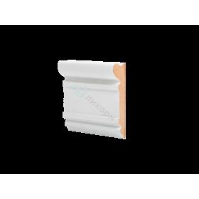 Молдинг настенный МДФ грунтованный под покраску D 2.93.22 Ликорн 9322 мм