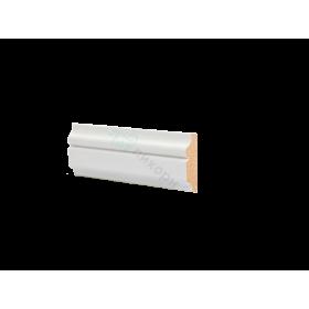 Молдинг настенный МДФ грунтованный под покраску М 4.32.10 Ликорн 3210 мм
